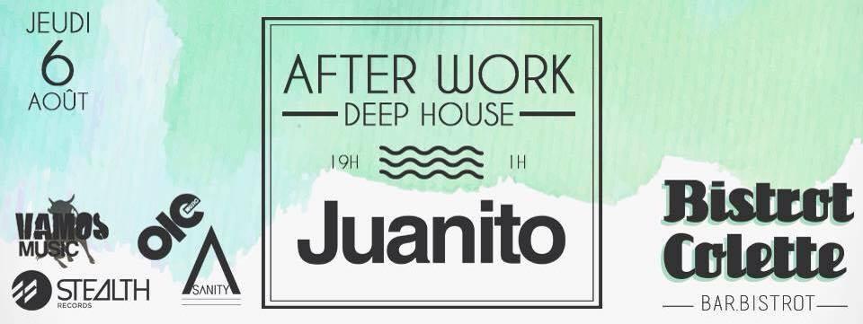 Juanito – bistrot colette