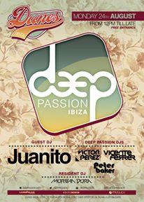 Juanito – Deep passions ibiza