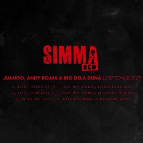 juanito lost tonight simma red simma black