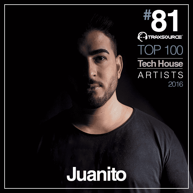 Nominated 81th at TOP 100 Tech House Artists!