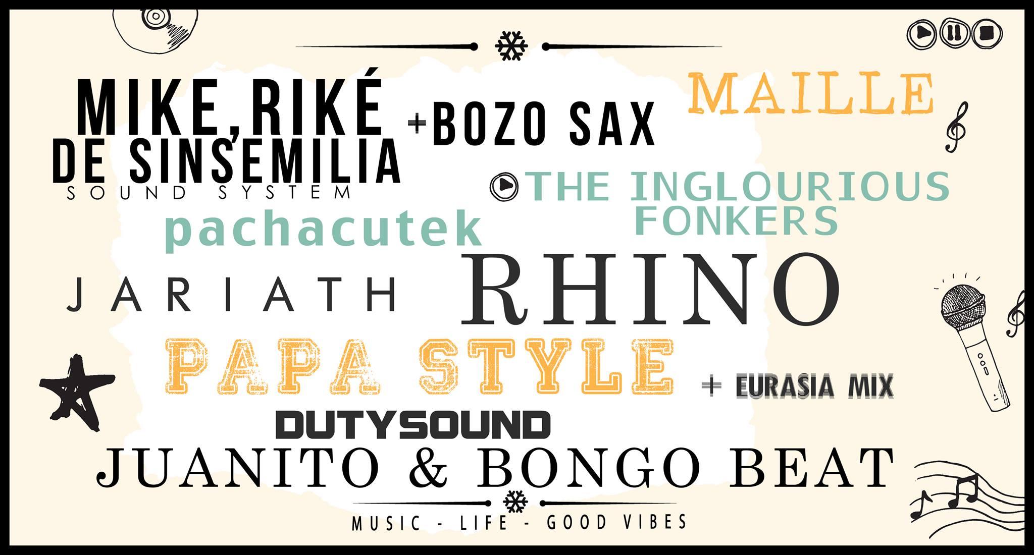 Loft festival juantito bongo beat super devoluy
