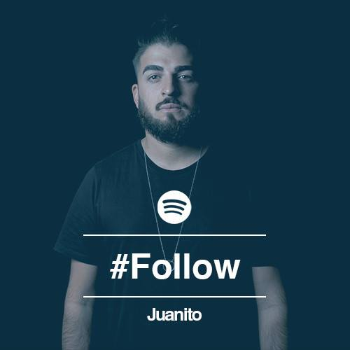 Follow Me on Spotify !
