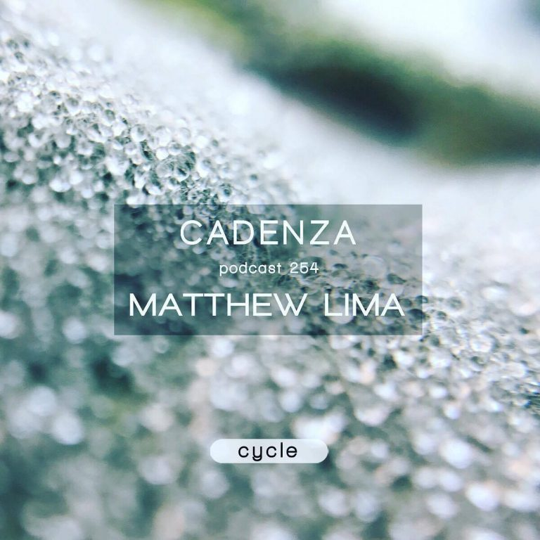 'Perdida' played on Cadenza Podcast !