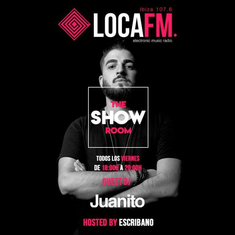 Juanito The Showroom Ibiza Loca FM
