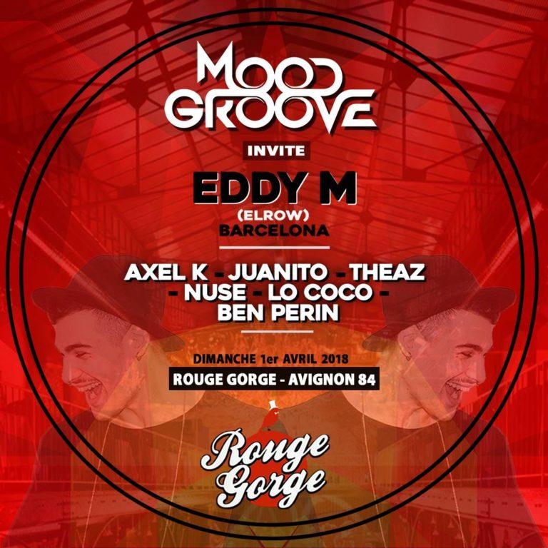 Mood Groove, Avignon – 01/04/18