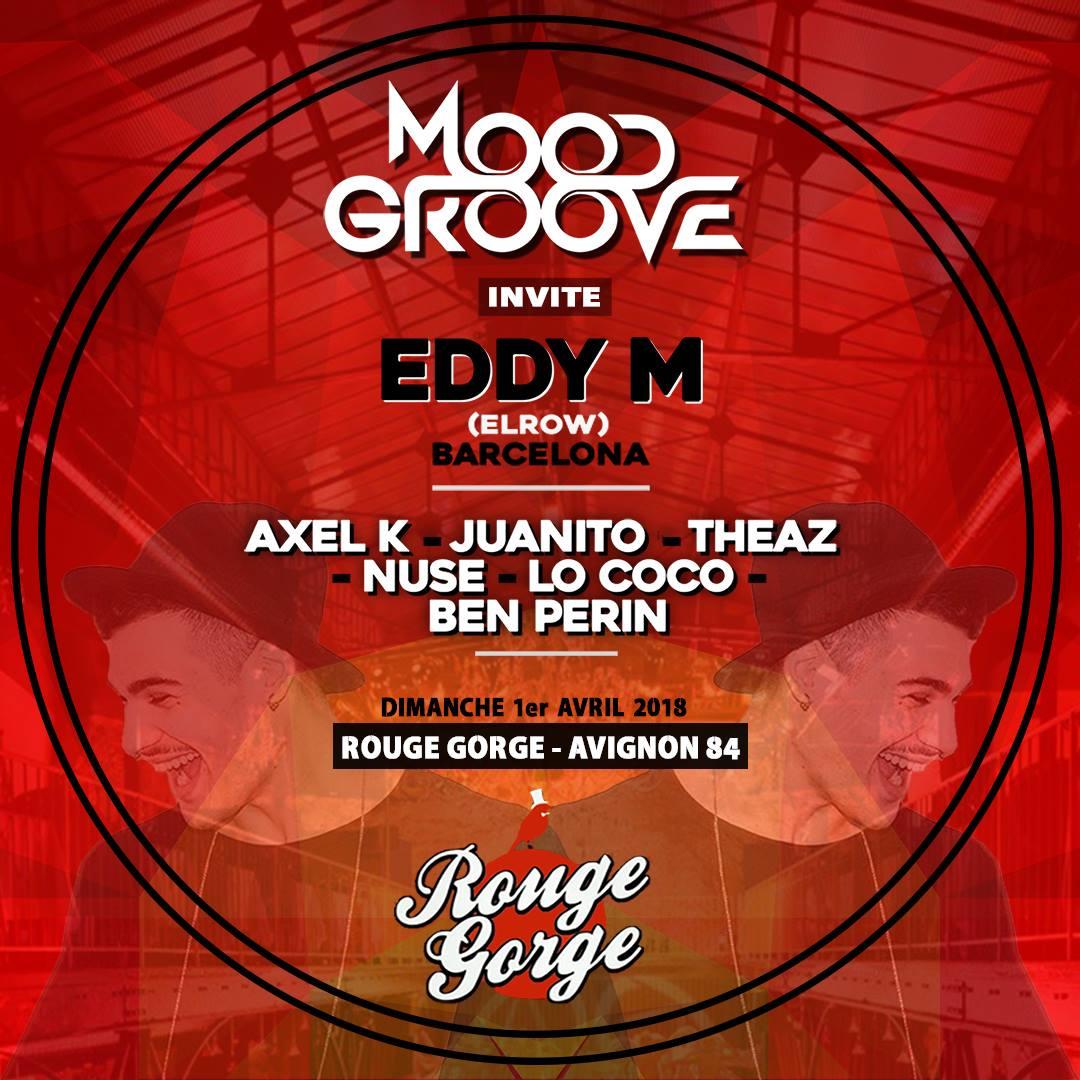 Mood Groove Avignon Eddy M Juanito