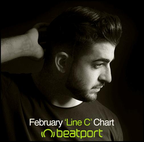 TOP 10 – February 'Line C' Chart