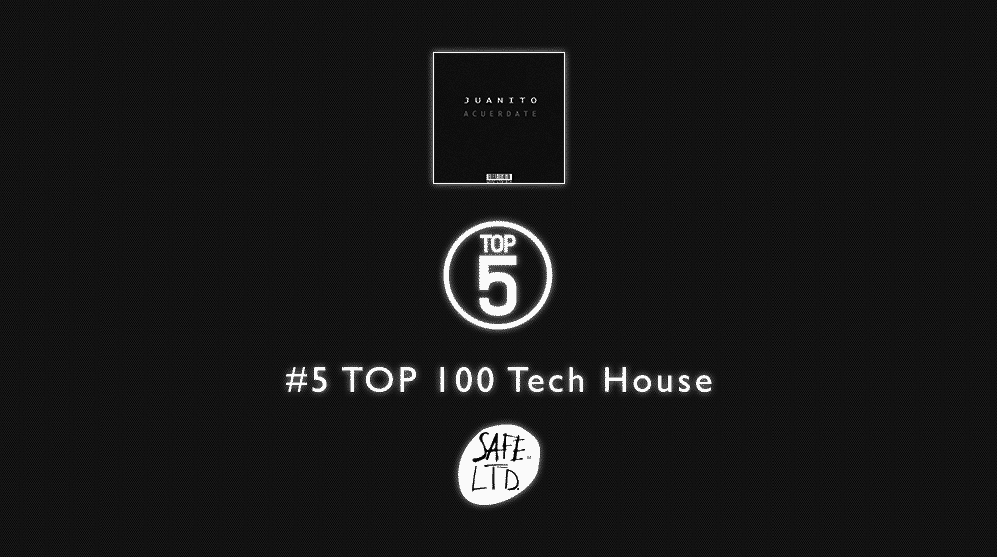 On TOP 5 Traxsource!