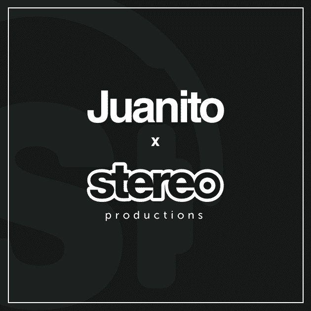 Juanito is back on Stereo Productions!