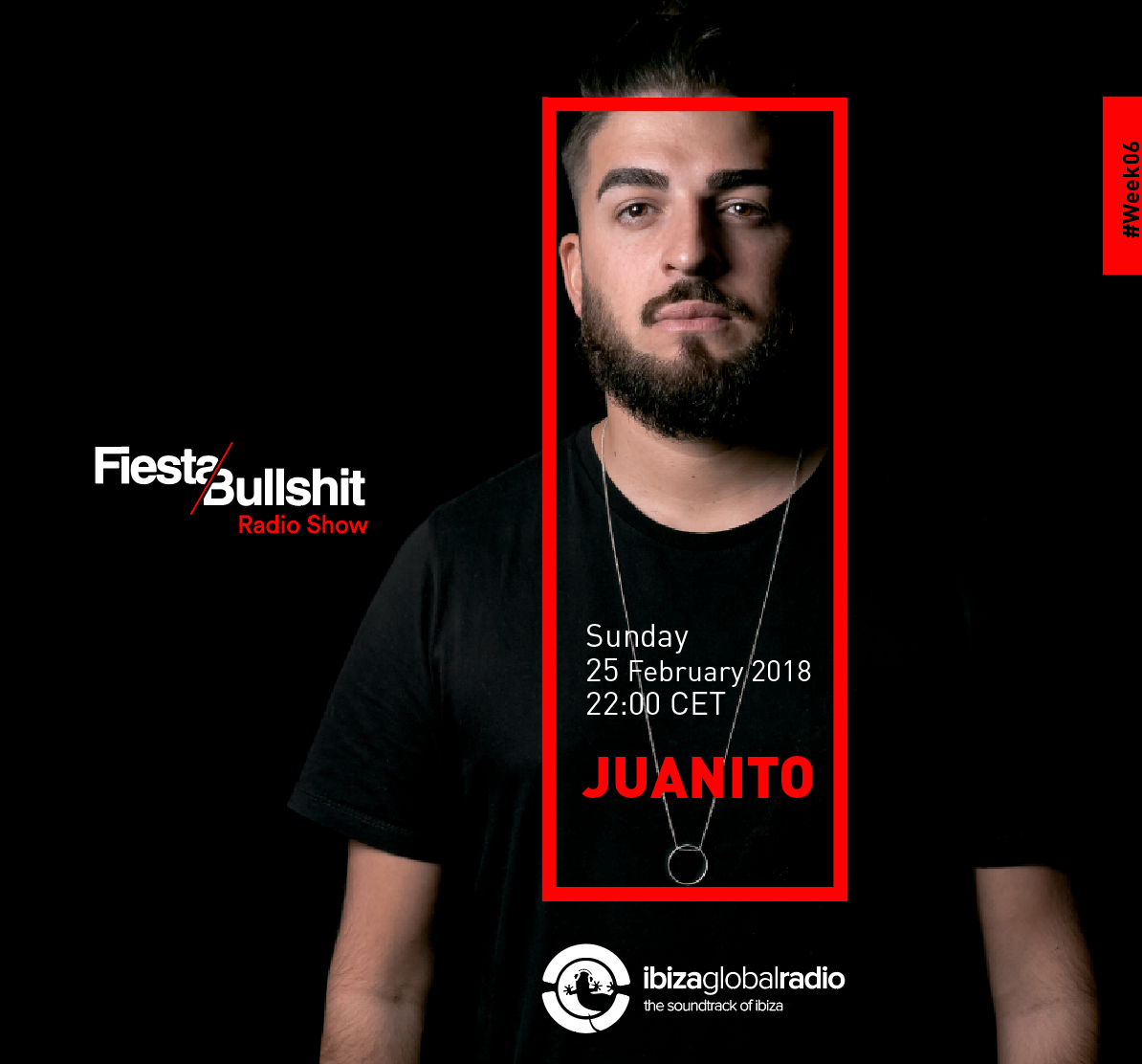 ibiza global radio Juanito