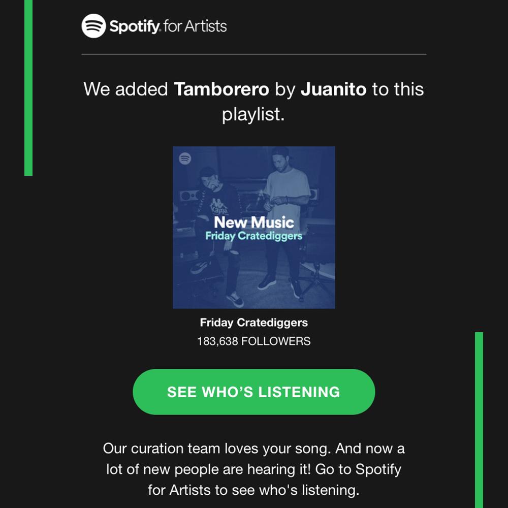 Juanito Spotify