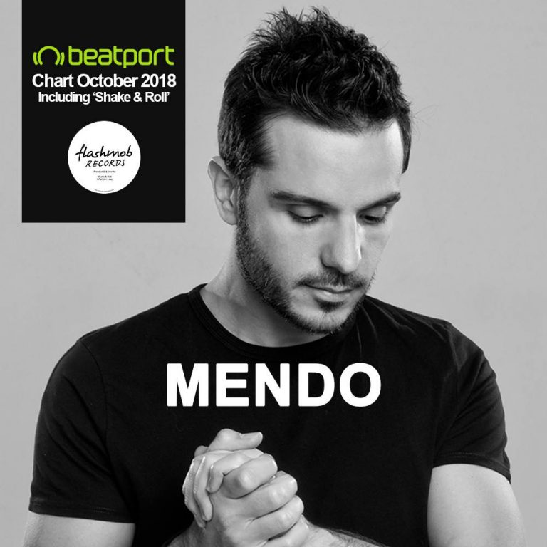Mendo charted 'Shake & Roll' !