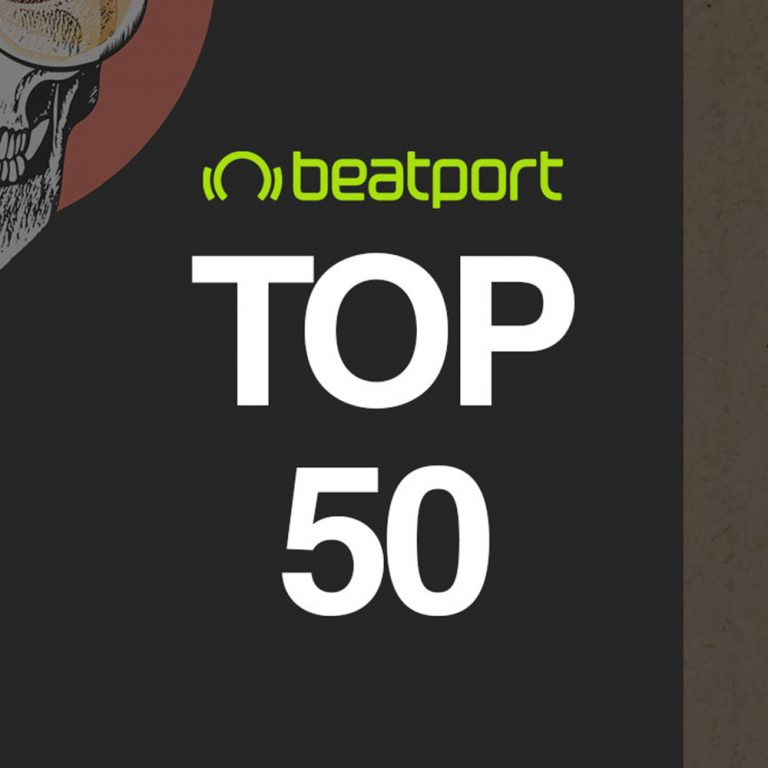 #50 in the Beatport TOP 100 Tech House
