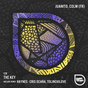 Juanito, Colm (FR) – The Key EP